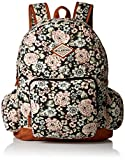 Billabong Women's Home Abroad Canvas Backpack, black, One Size