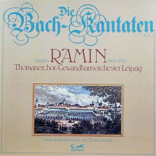 Die Bach-Kantaten, Vol. 2 [Vinyl Schallplatte] [5 LP Box-Set]