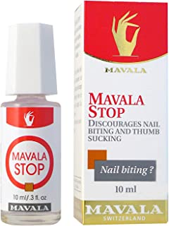 Mavala Stop Discourages Nail Biting and Thumb Sucking 10ml