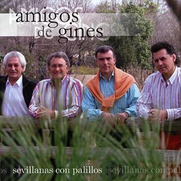 Sevillanas Con Palillos