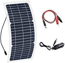 Best small monocrystalline solar panels Reviews