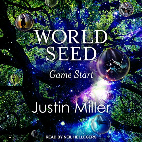 Page de couverture de World Seed: Game Start