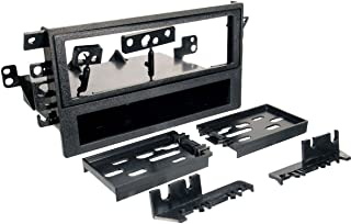 SCOSCHE GMT2049A Single or Double DIN Car Stereo Install Kit Compatible with SELECT 1992-Up GM and 1992-2008 Honda, Izuzu, Suzuki & Toyota Vehicles,