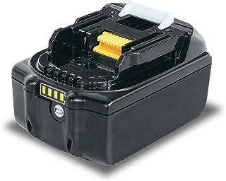 TREE.NB BL1850 5000mAh Replacement Battery for Makita BL1815 BL1830 BL1835 BL1840 BL1850 BL1860 LXT400 18V Cordless Power ...