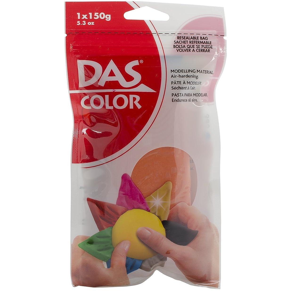 一流月曜紳士Das 色空気乾燥粘土 5.3 オンス オレンジ