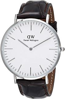 Daniel Wellington York For Men Analog Leather Band Watch 0211Dw, Quartz