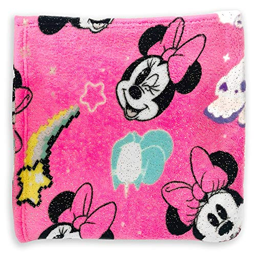 Disney Minnie Mouse Fleece Throw