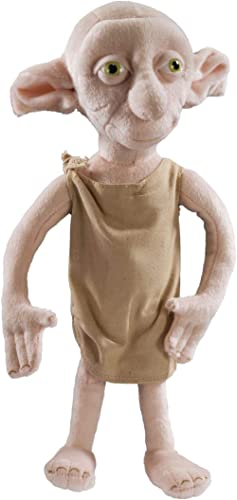 The Noble Collection Dobby Plush by Officially Licensed 12in (30cm) Harry Potter Toy Dolls House-elf Features Posable...