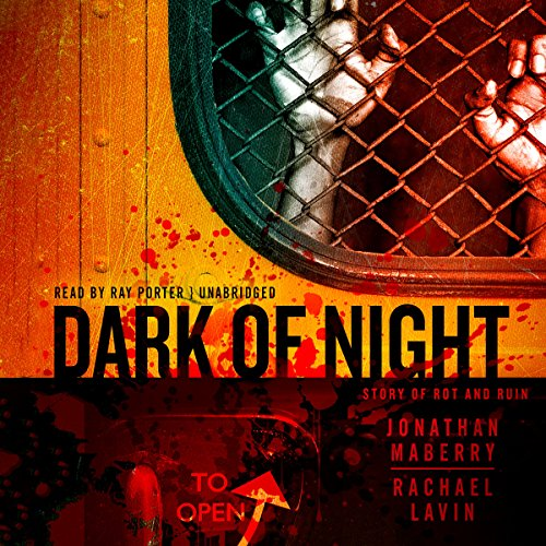 Dark of Night audiobook cover art