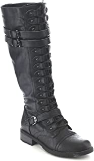 Best buckle boots outfit Reviews