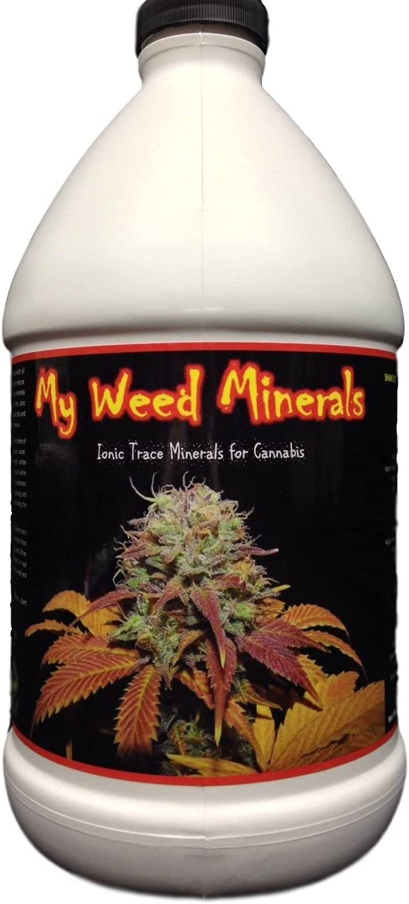 新作製品、世界最高品質人気! Eco Organics My 即納送料無料 Weed Minerals Ionic Gr Nutrients for Trace Micro