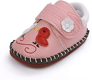 Baby Boys Girls Shoes Soft Sole Walking Sneakers Cartoon Moccasins Crawling Slippers Infant Toddler Crib First Walkers
