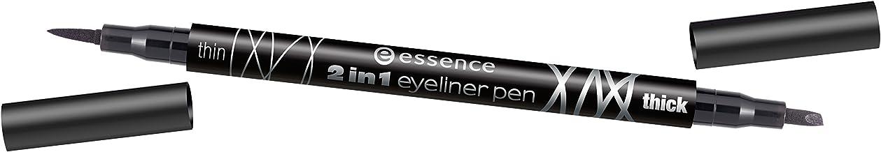 Essence 2 in 1 Eyeliner Pen - 70117
