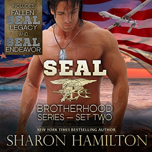 SEAL Brotherhood Boxed Set No. 2 audiobook cover art