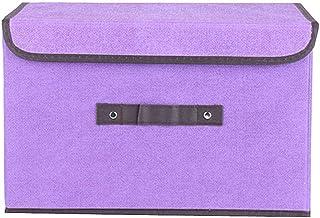 WESDOO Boite de Rangement bac de Rangement Boîtes de Rangement pour Les vêtements Cube boîtes de Rangement Cubes de Rangem...