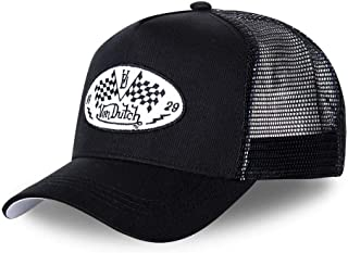 a4da2ba88f515 Von Dutch Men s Baseball Trucker Cap