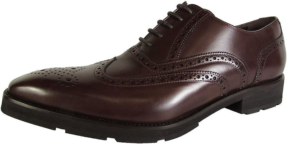 Donald J Pliner Signature Mens Cane-06 Wingtip Oxford Shoes