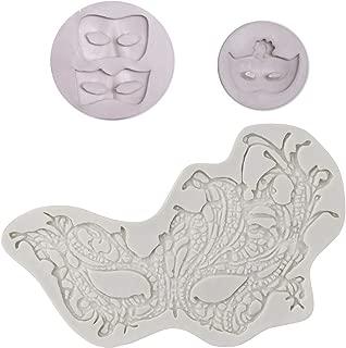 Best masquerade chocolate molds Reviews