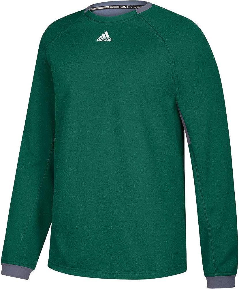 adidas Mens Fielder's Choice Long Sleeve Fleece