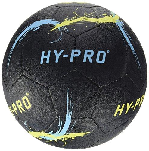 HOLISPORT hp04595balón de fútbol Unisex niño, Negro