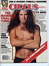 Circus Magazine TED NUGENT Van Morrison BOB SEGER Chicago SAVOY BROWN Neil Young SEA LEVEL November 28, 1978 C