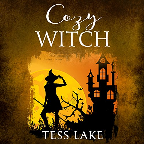 Cozy Witch audiobook cover art