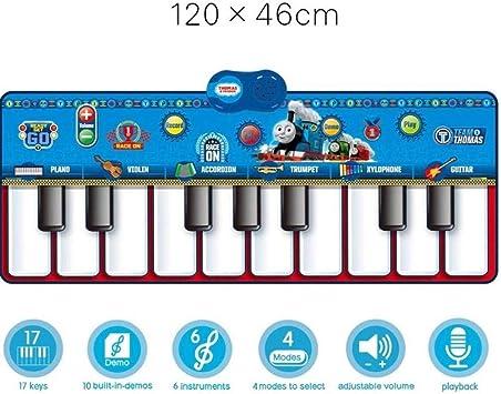 Alfombra de Piano para Niños, Almohadilla de Juego de Música ...