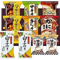 アマノフーズ&白子のり 個食ギフト ( 700-5946p )