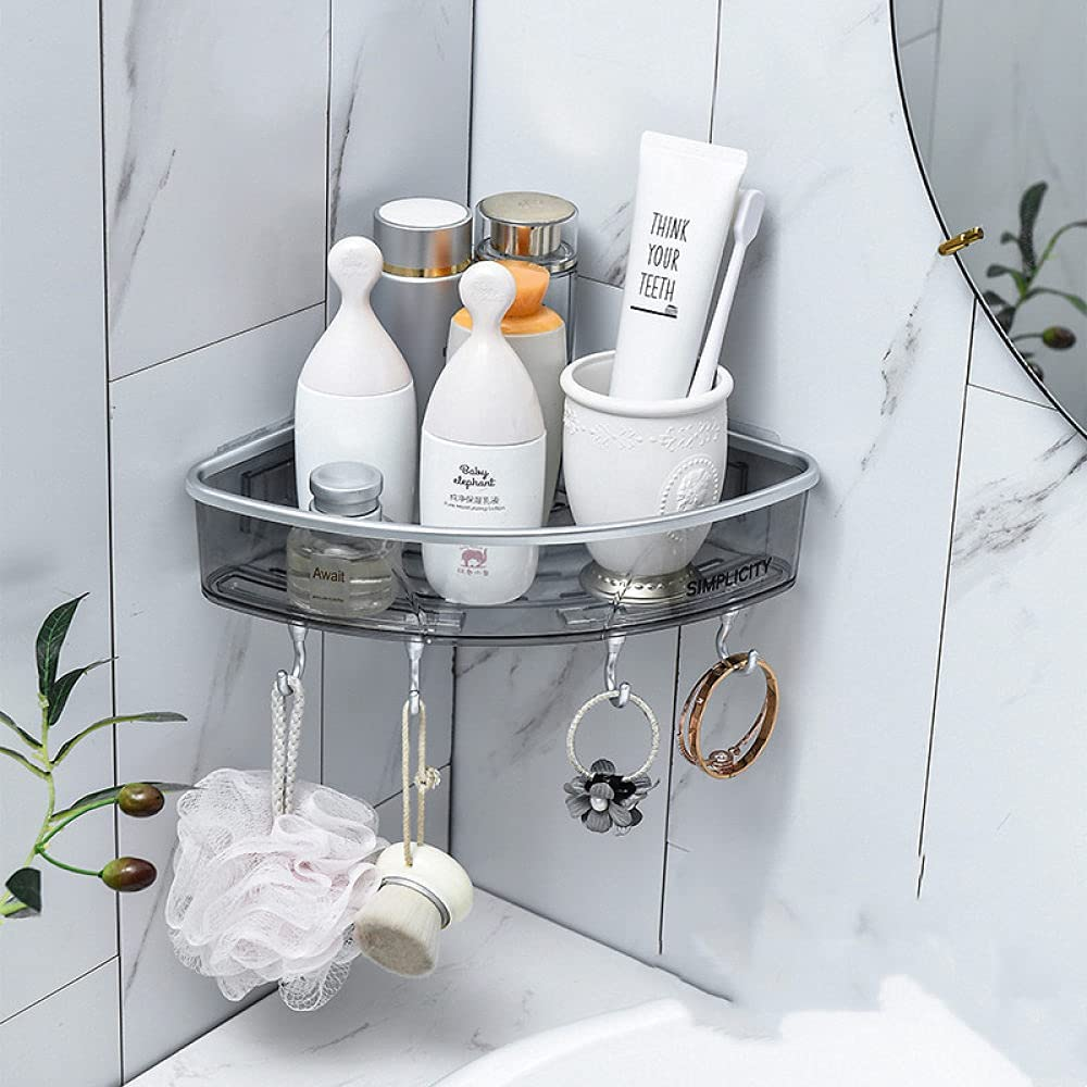 Bathroom Shelves Industry No. 1 Storage Purchase Organizer Rack Wall Shelf Mount Shower