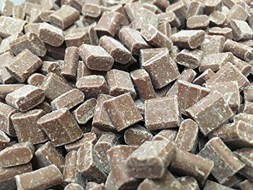 Chocolate Chunks hell 1 kg Milchschokolade backfeste Schokostückchen (für Muffins, am. Cookies) 1000 g