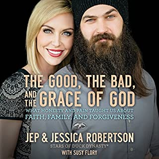 The Good, the Bad, and the Grace of God cover art