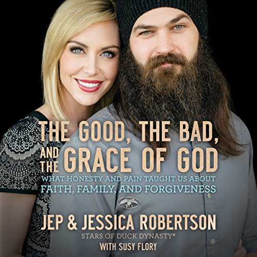 The Good, the Bad, and the Grace of God audiobook cover art