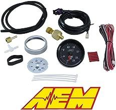 AEM Electronics 30-5132M BOOST ANALOG DISPLAY METRIC GAUGE