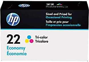 HP 22 | Ink Cartridge | Tri-color | Economy Size | B3B19AN