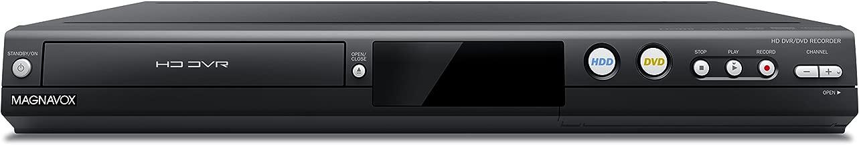 Magnavox MDR865H HD DVR/DVD Recorder with Digital Tuner (Black)