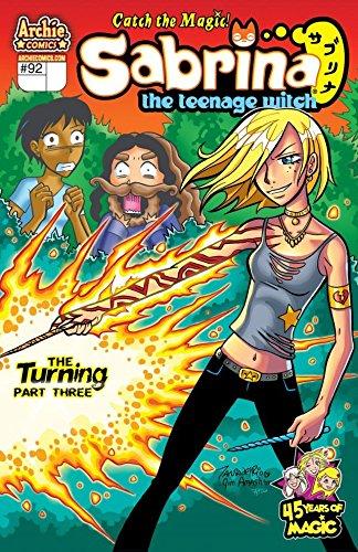 Sabrina Manga #35 (English Edition)