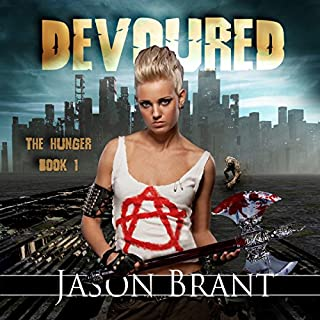 Devoured audiobook cover art