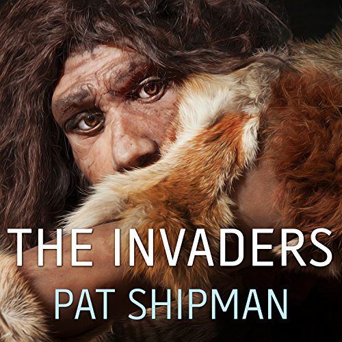 The Invaders audiobook cover art