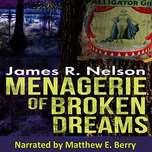 Menagerie of Broken Dreams cover art
