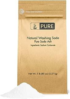 Best sodium carbonate liquid Reviews