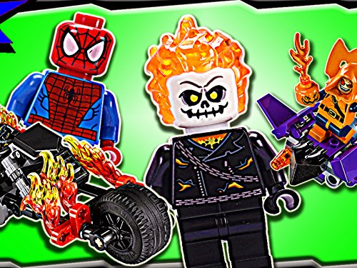 Clip: Ghost Rider Team-Up