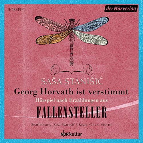 Georg Horvath ist verstimmt cover art