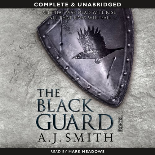 The Black Guard: Book 1 audiobook cover art