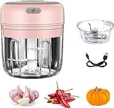 Kleine keuken voedsel mixer Mini Food Chopper elektrisch, draagbare groente, fruit, vlees, knoflook, ui en gember chopper,...