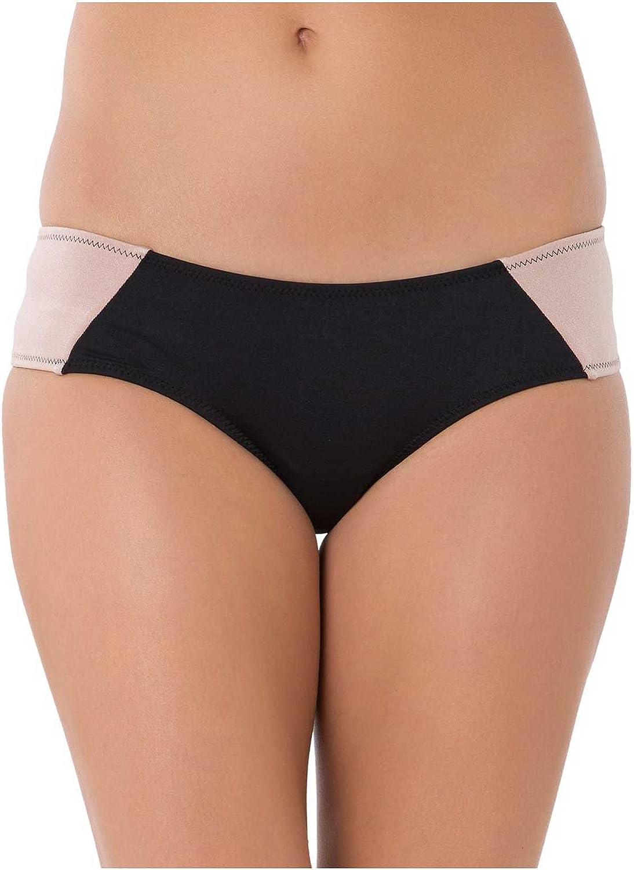 O'NEILL Women's Antoinette Hipster Bikini Bottom