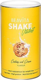 Diät Shake Cookies & Cream – 572g Dose – Mahlzeitersatz reicht für 10..