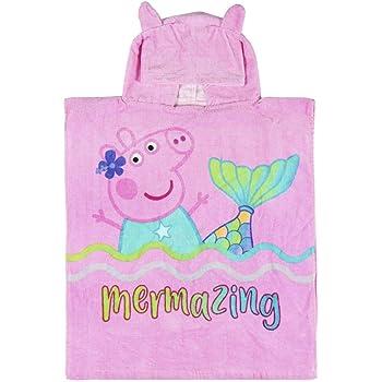 Peppa Pig - Toalla infantil microfibra 70x140 cm: Amazon.es: Hogar
