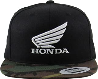 Mayhem Industries Honda Classic Twotone CamoT Rucker Snap Back Hat