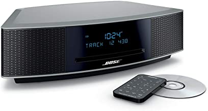 Bose Wave Music System IV - Platinum Silver (Renewed)