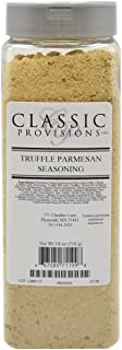 Classic Provisions Spices Truffle Parmesan Seasoning, 18 Ounce